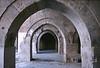 cappadocia - caravansarai - vaults