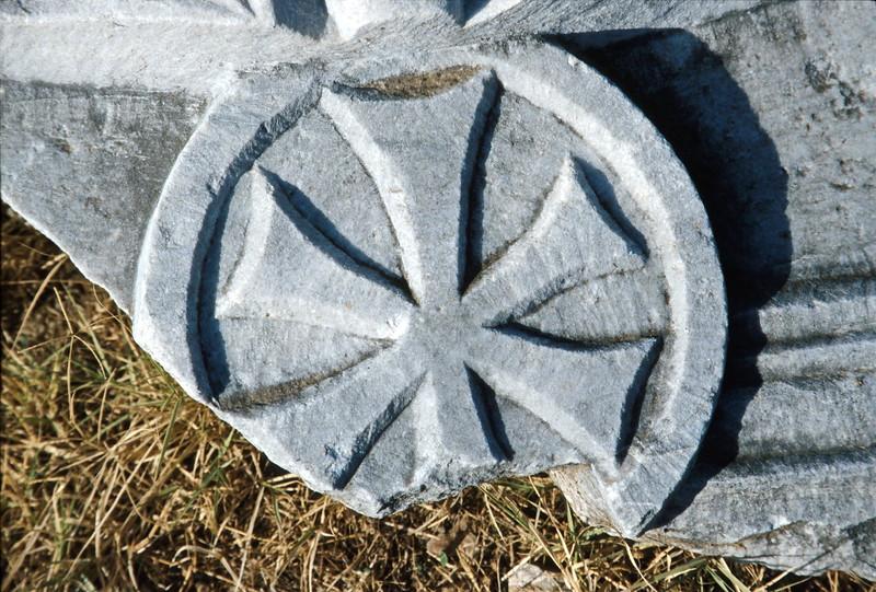 selchuk - basillica of st  john - ruins