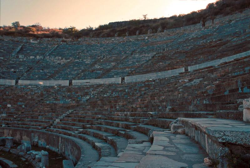 ephesus - great theatre