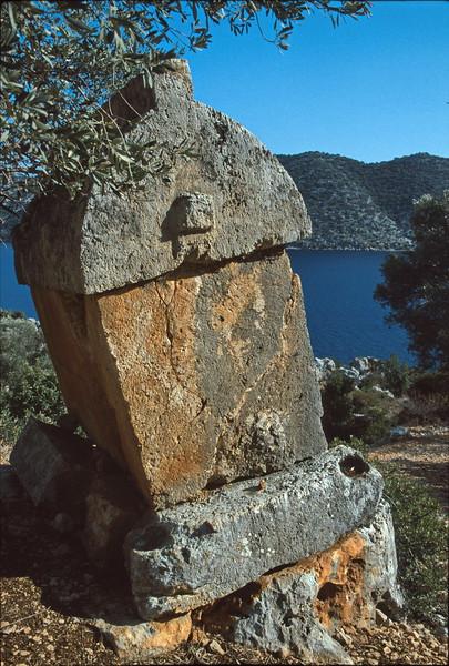 kalekoy - sarcophagus