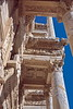 ephesus - library of celsus - facade detail