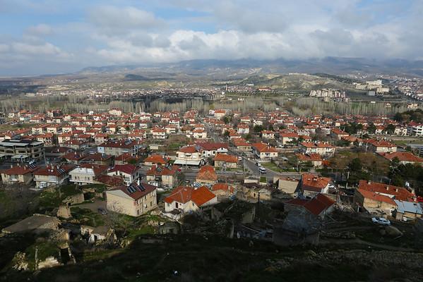 View from Ürgüp.