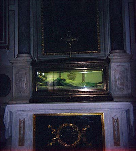 Preserved Body, Lucca St Thingemebob