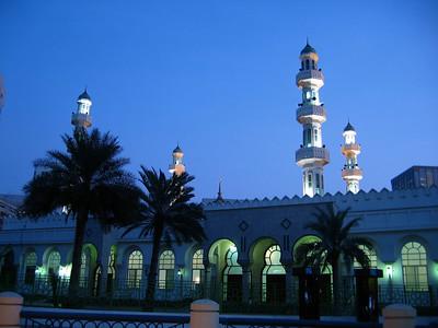 UAE: Abu Dhabi '07