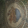 Back to Sussex - Bignor Roman Villa and the Ganymede Mosaic. <br /> Ganymede was a mortal shepherd abducted by Zeus (the Eagle) to go to Olympus as the cuo-bearer of the gods.<br /> The Bignor mosaics are some of the best ever discovered in Britain - utterly stunning.