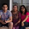 Family pics at Roc