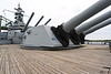 Fall River, Massachusetts - Battleship Cove - USS Massachusetts 039