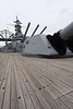 Fall River, Massachusetts - Battleship Cove - USS Massachusetts 038