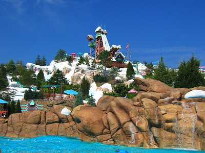 Disney, Blizzard Beach