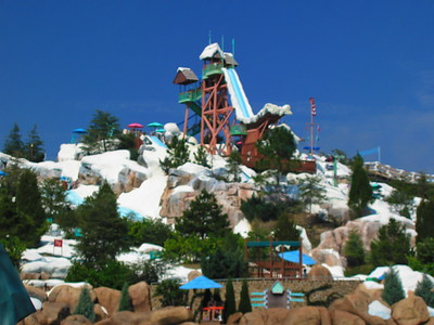 2004-03-13 Disney, Blizzard Beach
