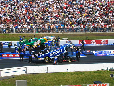 2004-03-21 Gainesville, NHRA Gatornationals, Day 3, Track