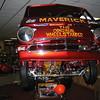 Bill 'Maverick' Goden's Little Red Wagon