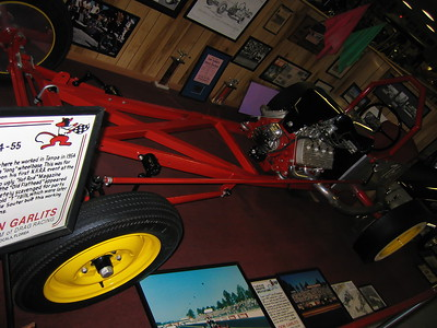 Don Garlits First Dragster, The Flathead