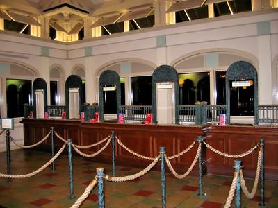 Carribean Beach Resort, Reception Area