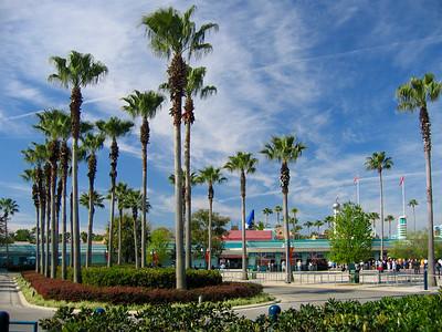 Disney MGM Studio's, Main Entrance