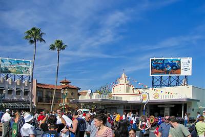 Disney MGM Studio's, Hollywood Boulevard