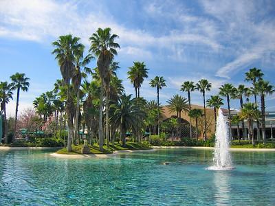 Disney MGM Studio's, Echo Lake