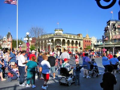 Disney, Magic Kingdom, Main Street