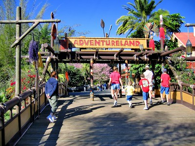 Disney, Magic Kingdom, Adventureland