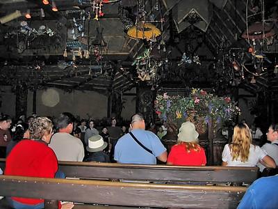 Disney, Magic Kingdom, Adventureland, Enchanted Tiki Room