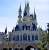 Disney, Magic Kingdom, Fantasyland, Cinderella's Castle