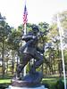 Korean War Memorial.