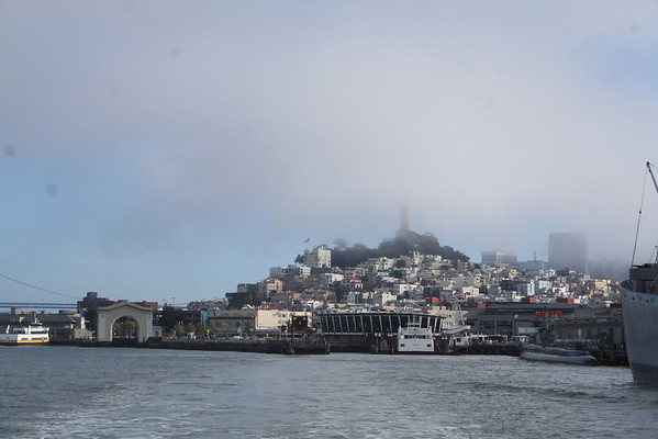 San Francisco Harbour Cruise November 2007