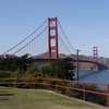 Golden Gate Bridge from southern viewpoint