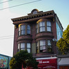 Jimi Hendrix house on Haight Street