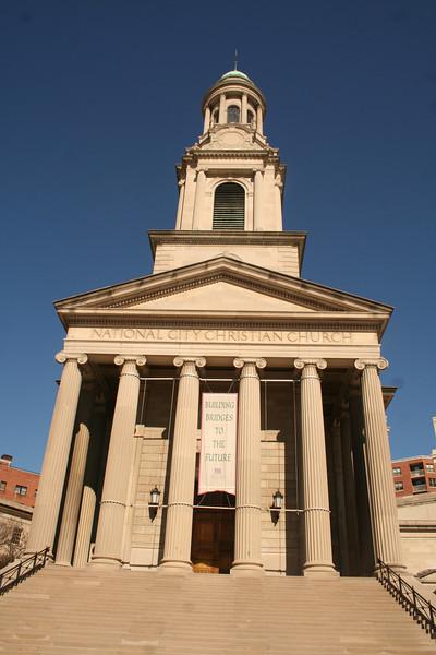 National City Christian Church, Thomas Circle