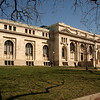 Carnegie Library building, located at Mount Vernon Square, houses the City Museum of Washington