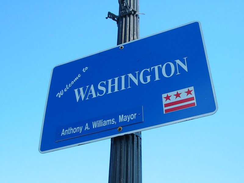 Welcome to Washington!