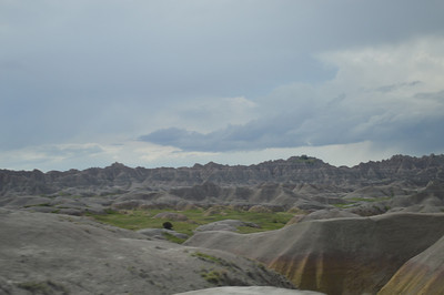 329 - Badlands National Park