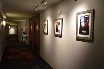 The Curtis Hotel, Denver 03 - Chick Flick floor
