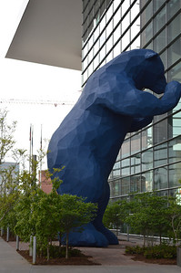 15 - The Big Blue Bear