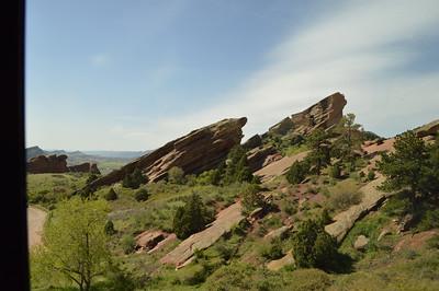 40  - Red Rocks Amphitheatre