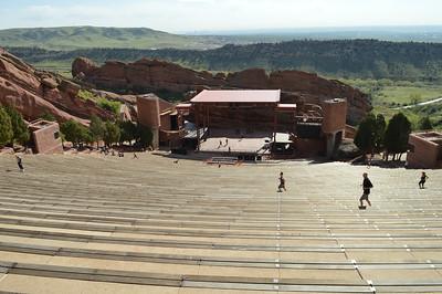 30 - Red Rocks Amphitheatre