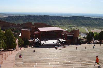 33 - Red Rocks Amphitheatre