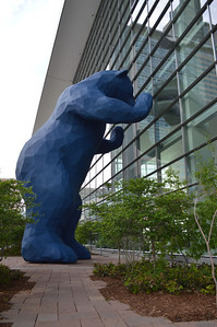 17 - The Big Blue Bear