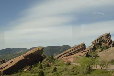 41 - Red Rocks Amphitheatre
