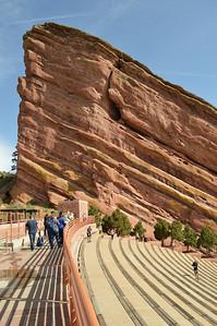 27 - Red Rocks Amphitheatre