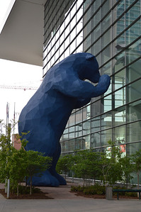 16 - The Big Blue Bear