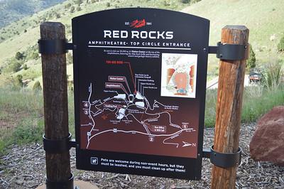 23 - Red Rocks Amphitheatre