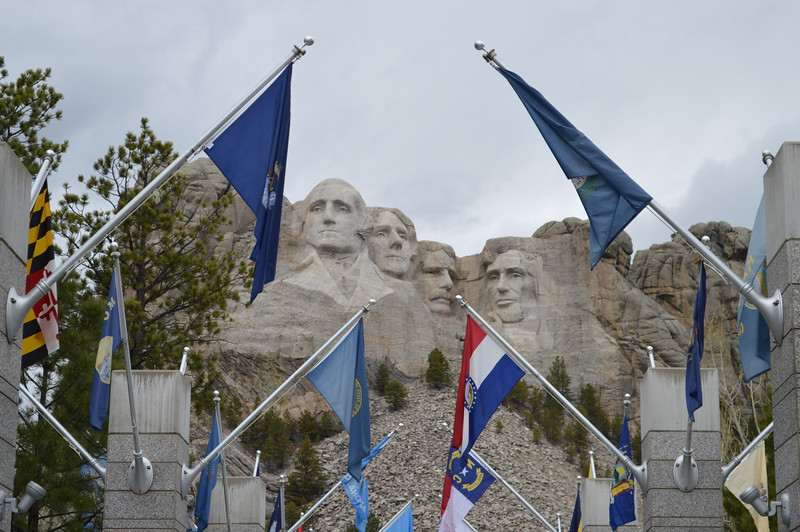 461 - Mount Rushmore