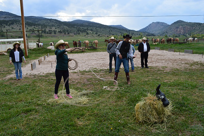 219  - Heather Roping,Sylvan Dale Ranch