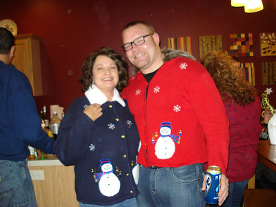 Ugly Sweater Christmas Party 2011
