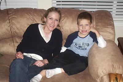 Aunt Ari & Spencer