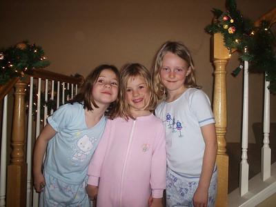 Christiana, Juliana, and Sidney
