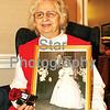 Photo by Eveleigh Stewart<br /> Anita Hand celebrates her 50th Anniversary by remembering her beloved husband with a photo from their wedding day.