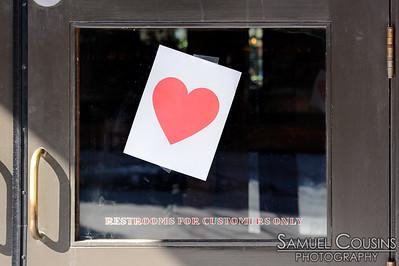 Valentine's Day Bandit 2016